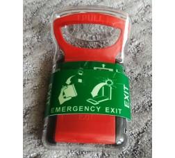 Emergency Exit Glass Breaker Switch