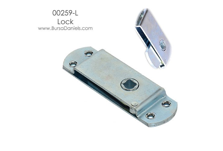 Big Lock  00259-L / 00259-R
