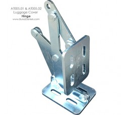 Hinge For Covers, Doors AT005.01 / AT005.02
