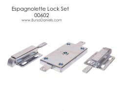 Espagnolette Lock Set  00602