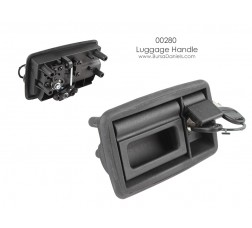 Handle for Luggage Door / Motor Compartment 00280
