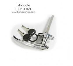 L-Handle 01.201.021 / 01.201.022