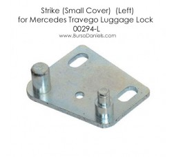 Strike (Small Cover) for Mercedes Travego Luggage Lock  00294-L / 00294-R