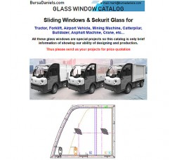 Catalog of Cabin Glass Window