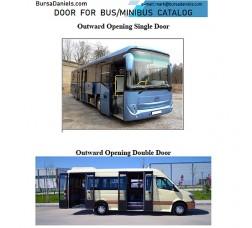 Catalog of Door for Minibus/Bus/Van