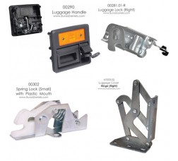 Catalog of Lock, Handle, Hinge, Strike, etc...